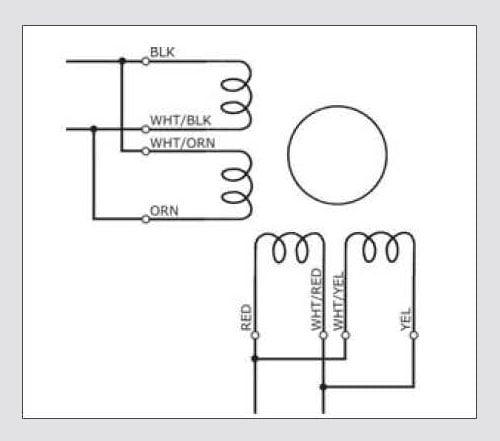 Anschlussbelegung - EC Motion